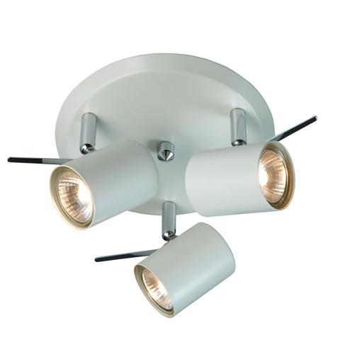 HYSSNA LED Decke 3L IP21 Weiß