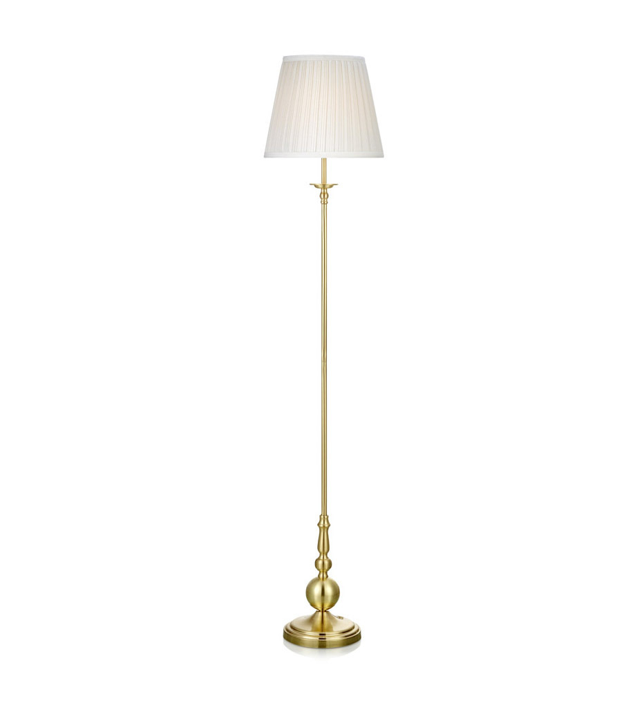IMPERIA Floor 1L Gold Gebürstet / Weiß