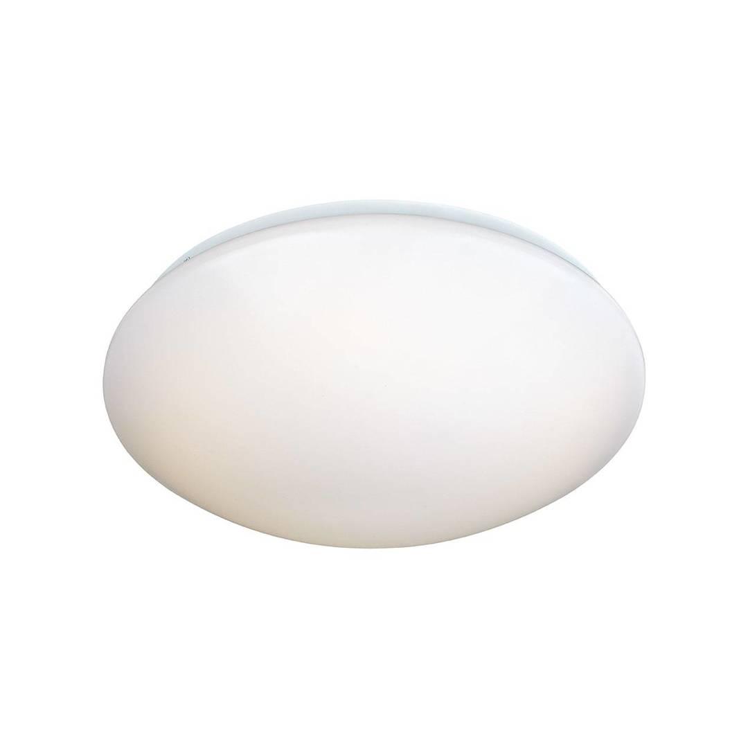 PLAIN Plafon 34cm LED Weiß