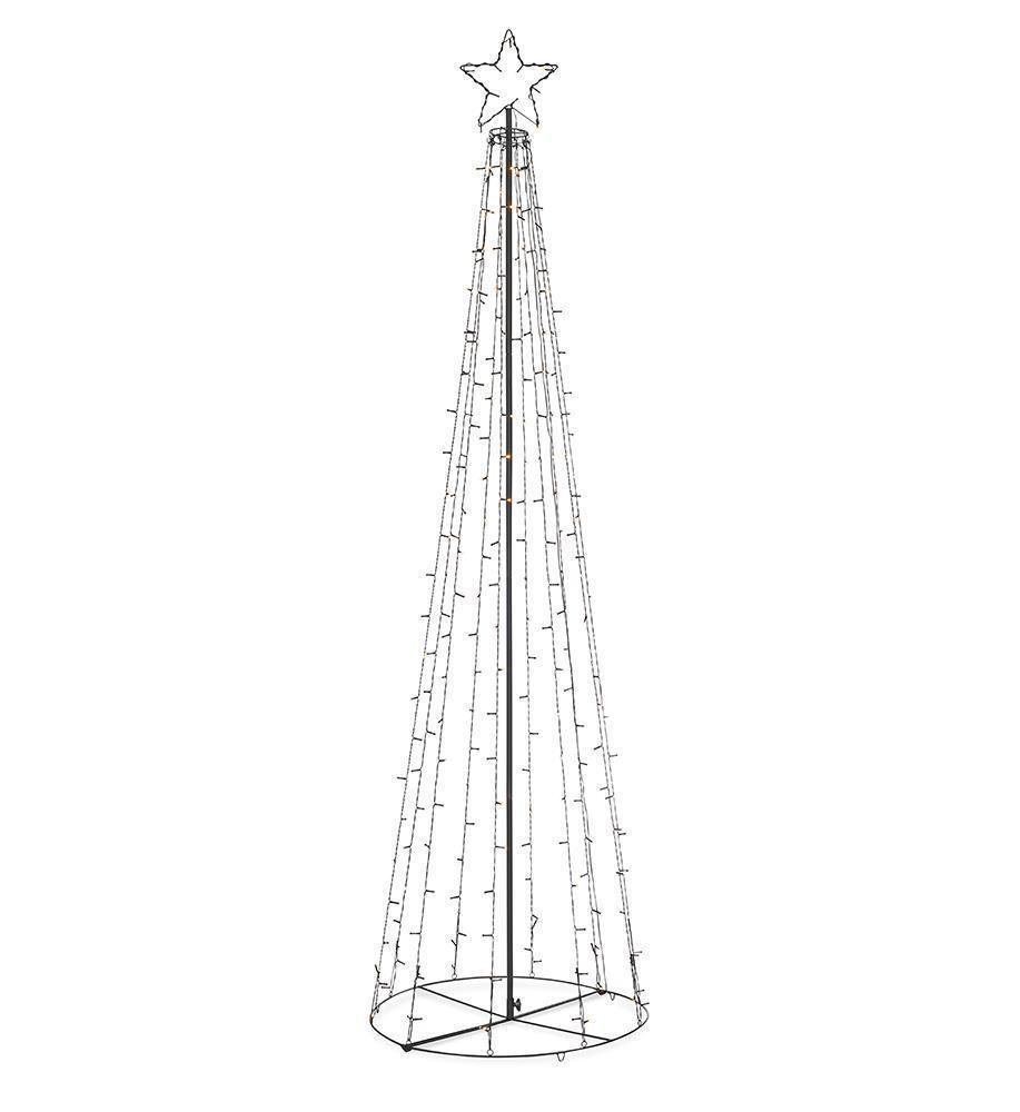 Outdoor Weihnachtsbaum TORN 250cm LED