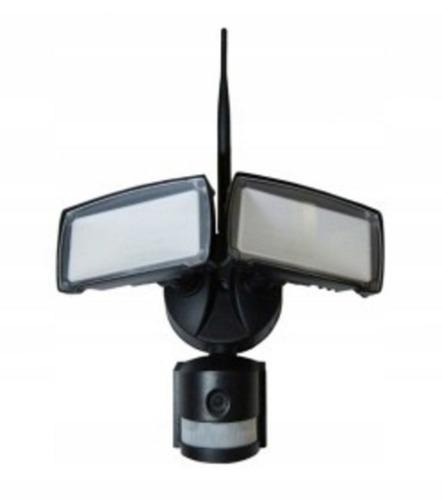 Outdoor LED Lampe mit Bewegungssensor und HD WIFI Smart Kamera