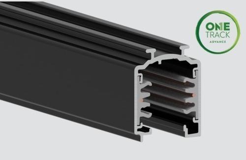Straßenbahn EUROSTANDARD PLUS Länge 400cm (RAL 9010) weiß