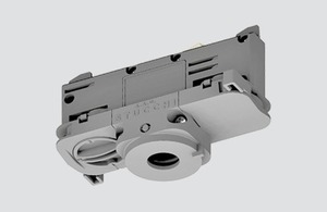 DALI 9009 / W STUCCHI Bindeadapter mit weißem, schwarzem und grauem Phasenwähler small 0