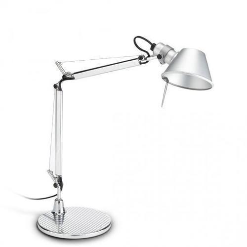 Schreibtischlampe Artemide TOLOMEO Led Aluminium