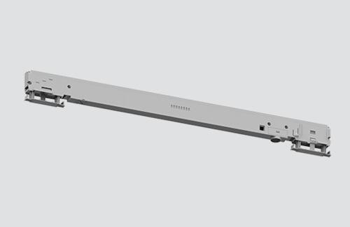 Sechspoliger Adapter mit integriertem Controller + DALI STUCCHI schwarz, grau, weiß