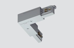 Inneneckverbinder - Typ L, STUCCHI weiß, schwarz, grau small 0