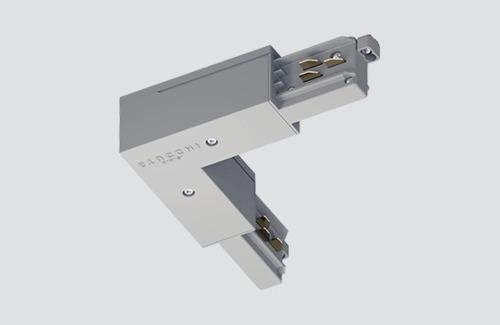 Externer Winkelverbinder - Typ L, STUCCHI, weiß, schwarz, grau