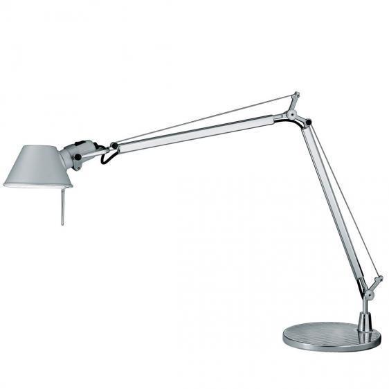 Schreibtischlampe Artemide Tolomeo Mini Aluminium