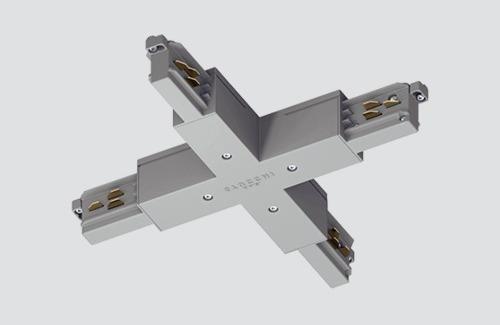 Stecker - Typ X, STUCCHI, weiß, grau, schwarz