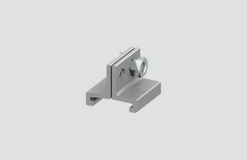STUCCHI kurze Hebehalterung, Aluminium