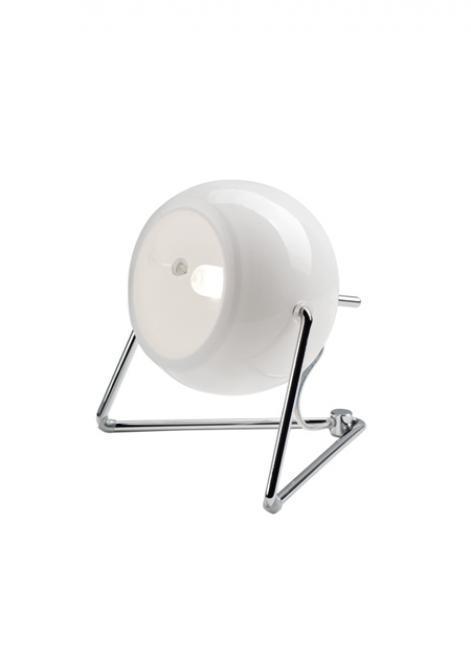 Schreibtischlampe FABBIAN Beluga Weiß D57B0701