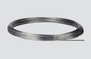Stahlkabel - Länge 3000 mm, Durchschnitt 1,5 mm, STUCCHI, Stahl small 0