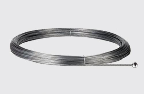 Stahlkabel mit einem kugelförmigen Ende - Länge 1500 mm, Durchschnitt 1,5 mm, STUCCHI, Stahl