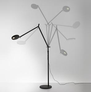Stehlampe zum Lesen Artemide DEMETRA Antracyt 2700K 1734W10A small 0