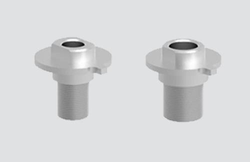 ALU-Anschlussbuchse M13 bis 9209-BD, STUCCHI-Sammelschienen, Aluminium