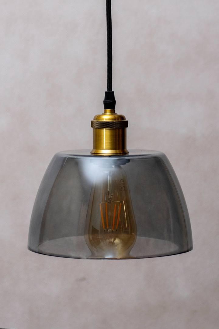 Industriestillampe SOHO von Lunares E27 40 W