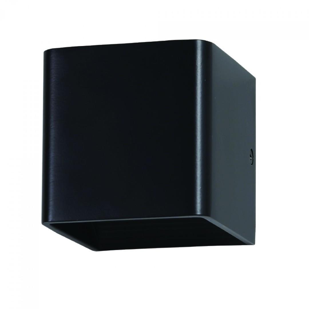 Wandleuchte RUFI Led Premium schwarz 5W