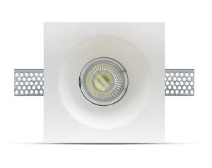 Binding Eye GIPS GU10 Einbau Deep Square White small 5