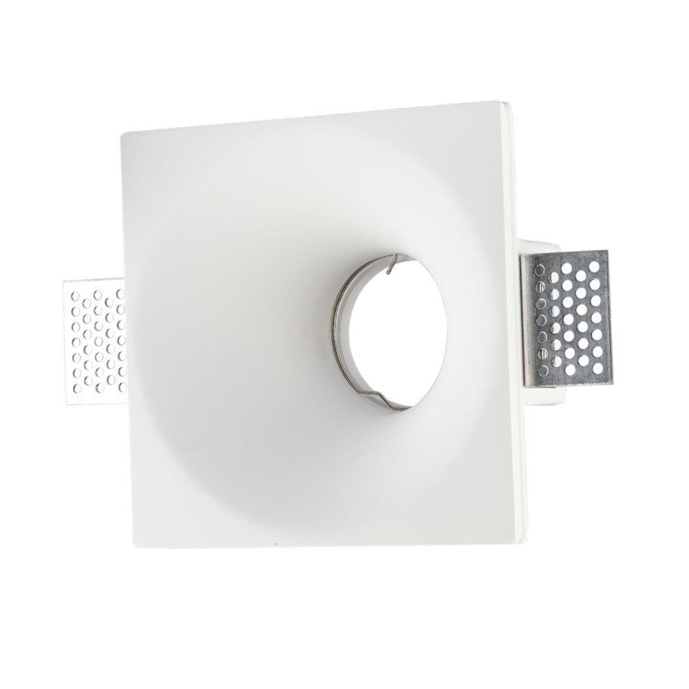 Binding Eye GIPS GU10 Einbau Deep Square White