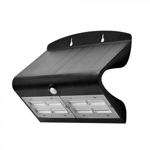 Solar LED Wandleuchte SOLAIRE double mit Bewegungs- und Dämmerungssensor