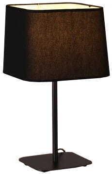 Marbella schwarzer Schreibtisch