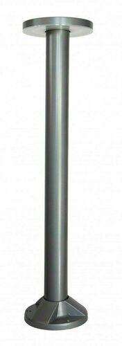 Rondo Gartenpfosten LED 71cm, grau