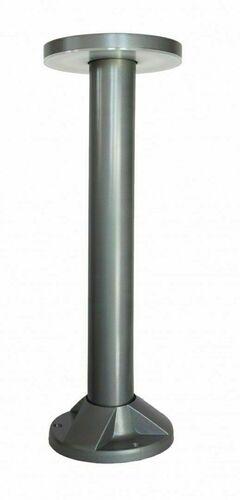 Rondo Gartenpfosten LED 45cm, grau