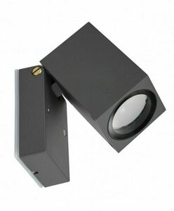 Verstellbare Außenwandleuchte MINI 5005 DG, dunkelgrau small 0
