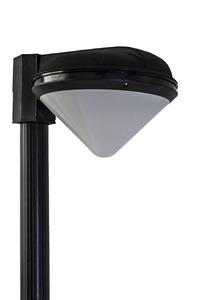 Luna Clessidra Gartenleuchte IP65 E27 schwarz Gartenwandleuchte oder Gartenstehleuchte small 0