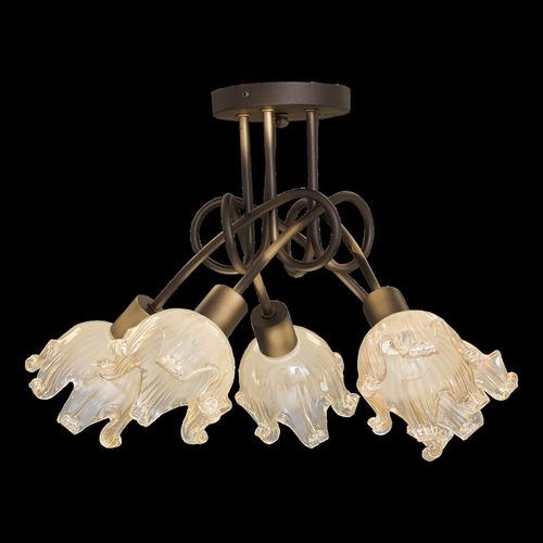 Goldene Venus Deckenlampe 5