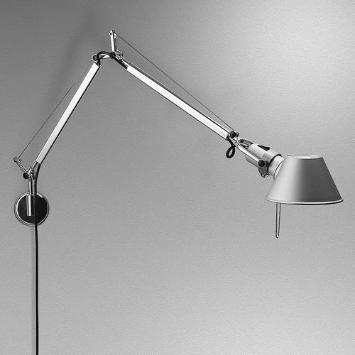 Artemide Tolomeo Mini LED Wand A005600 + A025150 Wandleuchte