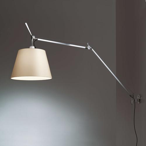 Artemide Tolomeo Mega LED Wandleuchte 0762010A + 0563050A + 0780030A