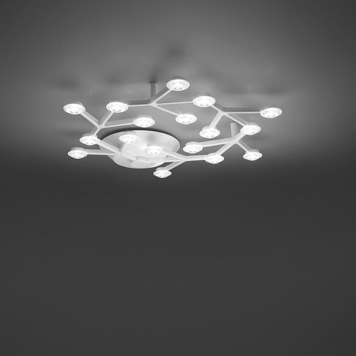 Artemide Led Net Circle Decke