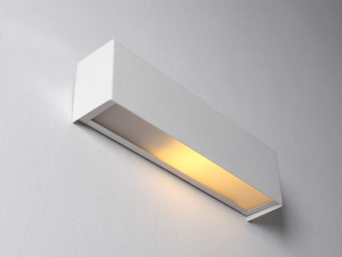 LINE WALL LED S Wandleuchte - weiß