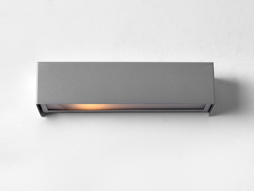 LINE WALL LED S Wandleuchte - Silber