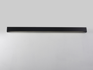 LINE WALL LED M Wandleuchte - Graphit small 2