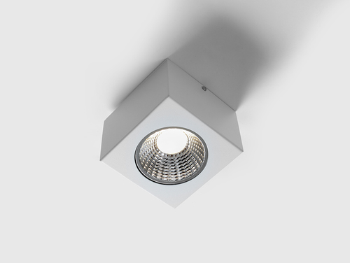 FLASS 1 LED Deckenleuchte - weiß