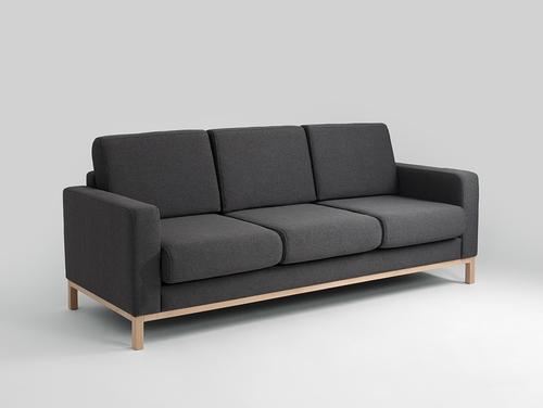 3-Sitzer-Sofa SCANDIC