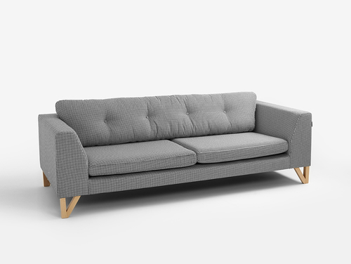 3-Sitzer-Sofa WILLY