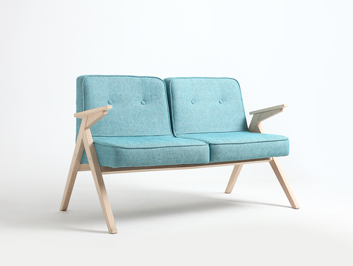 Doppelschlafcouch VINC