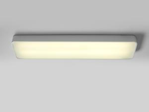 LAXO 90x20 Deckenleuchte - weiß small 3