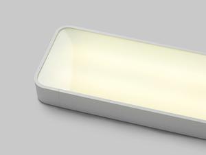 LAXO 90x20 Deckenleuchte - weiß small 4