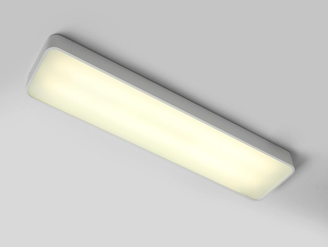 LAXO 90x20 Deckenleuchte - weiß