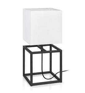 CUBE Table 1L 45cm Schwarz / Weiß small 2