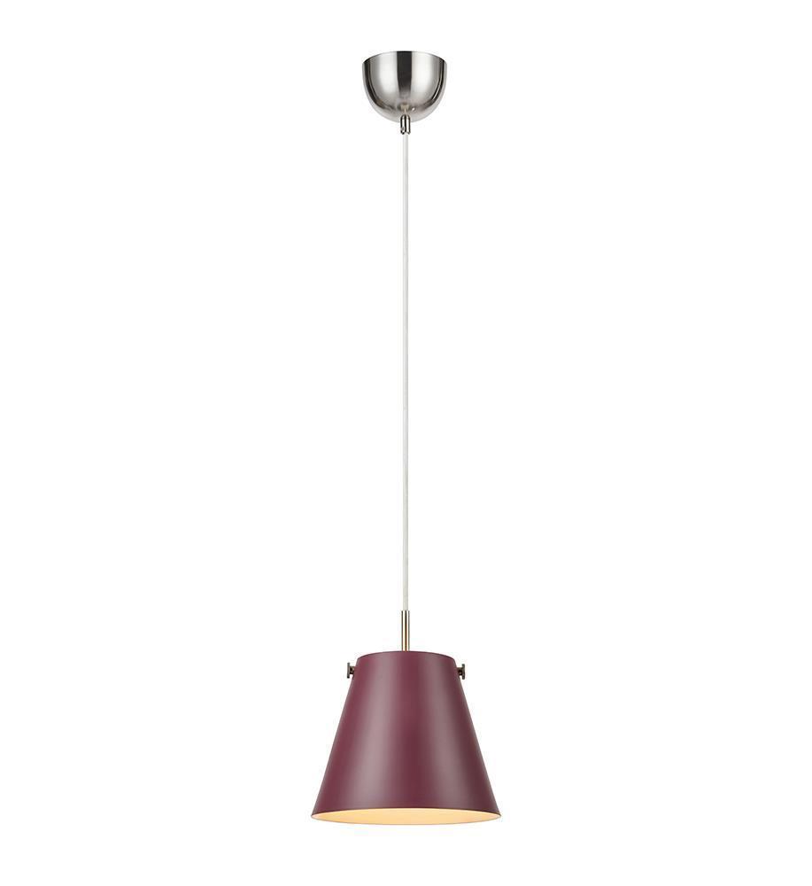 TRIBE Hanging 1L Burgund / Stahl