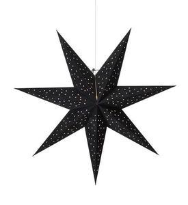 CLARA Anhänger Star 75 Schwarz small 1