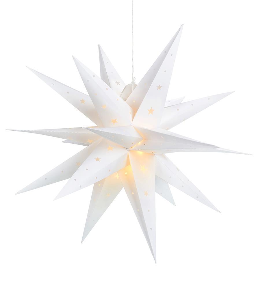 VECTRA 3D Kunststoffsterne 60 cm IP44
