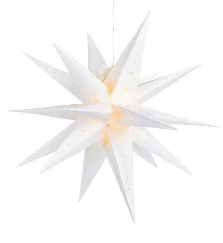 VECTRA 3D Kunststoffsterne 80 cm IP44