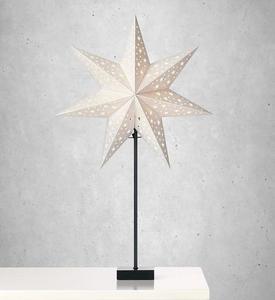 Solvalla Tablestar 69 cm silber small 0