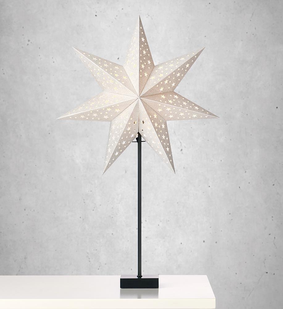 Solvalla Tablestar 69 cm silber
